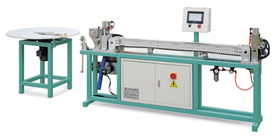 Automatic Magnetic Strip Injecting Production Line for Door Seal